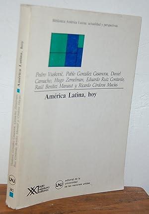 AMÉRICA LATINA, HOY: PEDRO VUSKOVIC, PABLO