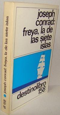 FREYA, LA DE LAS SIETE ISLAS: JOSEPH CONRAD