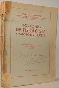 NOCIONES DE FISIOLOGÍA Y MICROBIOLOGÍA: SALUSTIO ALVARADO