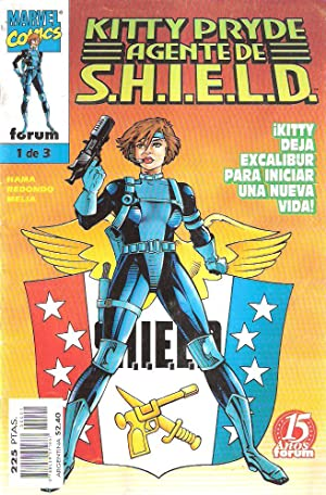Kitty Pryde agente de SHIELD (3 vols.)