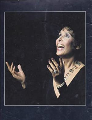 LENA HORNE: THE LADY AND HER MUSIC, 1981, SOUVENIR BOOKLET