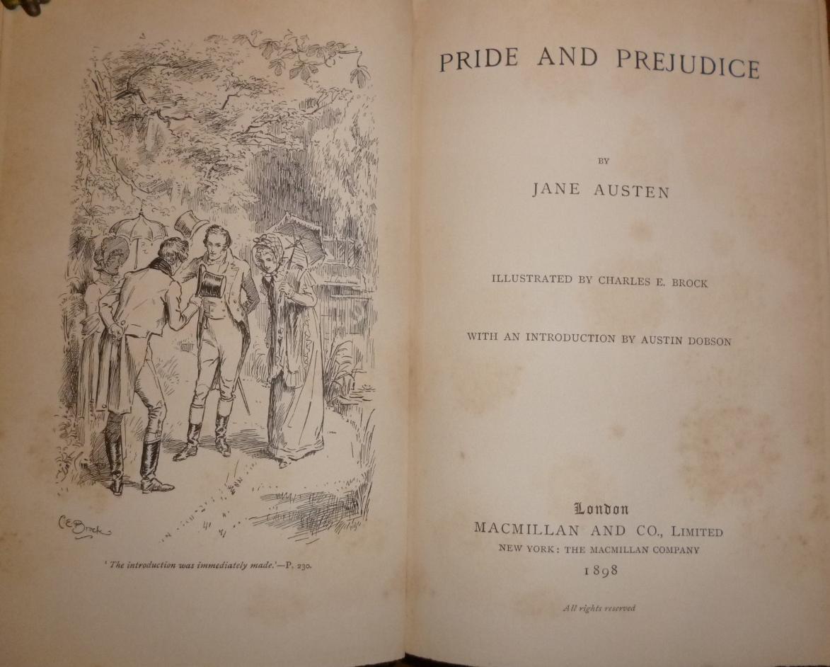 jane austins pride and prejudice essay Jane austen's use of irony in pride and prejudice essay by  june 15, 2018, from .