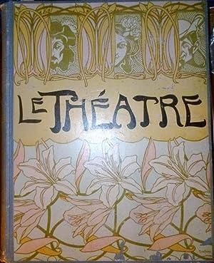 LE THEATRE Revue Bimensuelle Illustree, Troisiem Anne,: Manzi, Joyant &