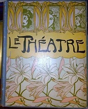 LE THEATRE Revue Bimensuelle Illustree, Septieme Anne,: Manzi, Joyant &