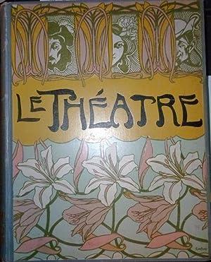LE THEATRE Revue Bimensuelle Illustree, Neuvieme Anne,: Manzi, Joyant &