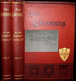 The Gaverocks. a Tale of the Cornish Coast. Volumes One & Two Only of Three, First Editions + Pos...