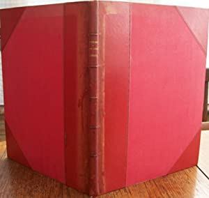 Three Works Bound in One Volume. Leather Binding.