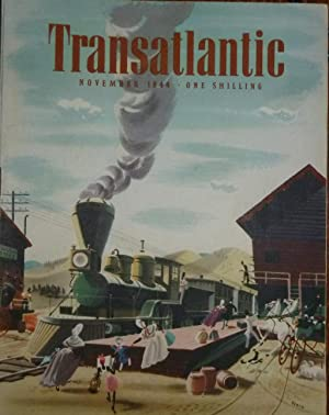 Transatlantic Magazine. Number 15, November 1944. Very Good/Fine, in Pictorial Wrappers.