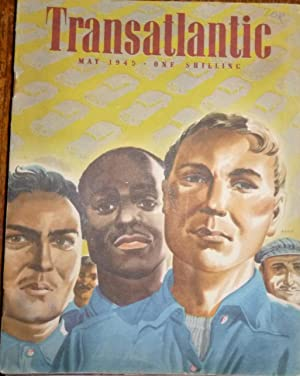 Transatlantic Magazine. Number 21, May 1945. Very Good/Fine, in Pictorial Wrappers.