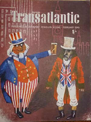 Transatlantic Magazine. Number 30, February 1946. Very Good/Fine, in Pictorial Wrappers.