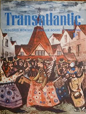 Transatlantic Magazine. Number 33, May 1946. Very Good/Fine, in Pictorial Wrappers.