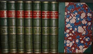 The Pall Mall Magazine. Seven Consecutive Volumes, 1898-1900. Beautiful Leather Bindings.