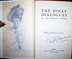 The Dolly Dialogues. Inscribed and SIGNED By the Author on Title Page.