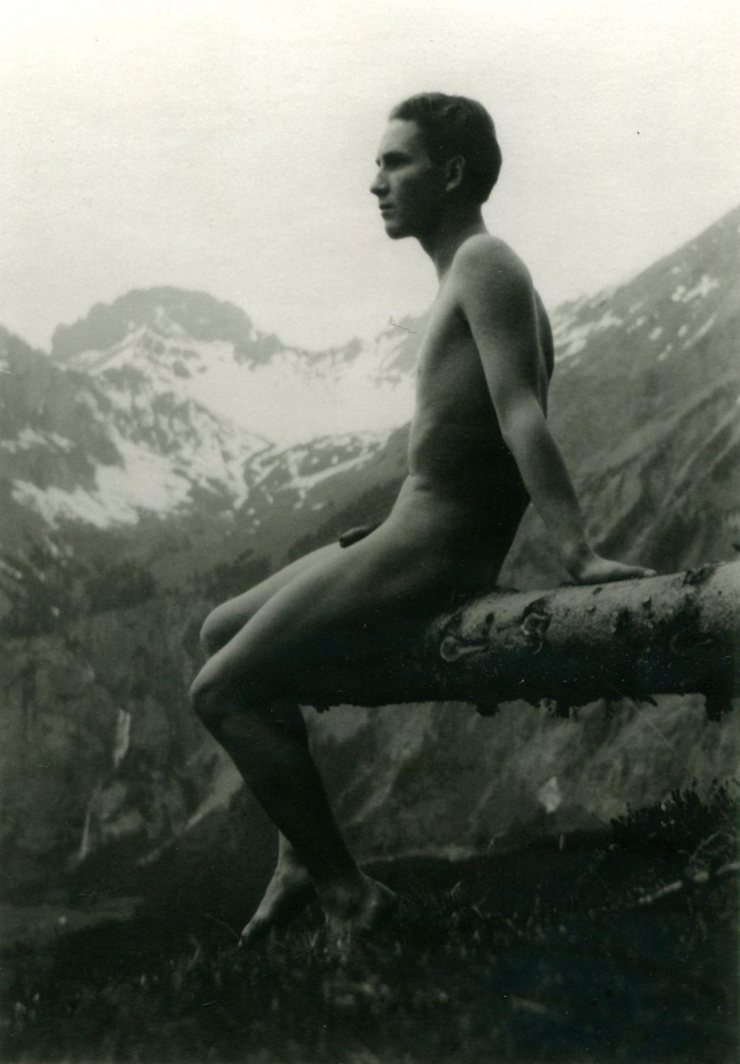 Swiss Nudes: 1943-1952 (MALE NUDES) Werner Bandi Hardcover