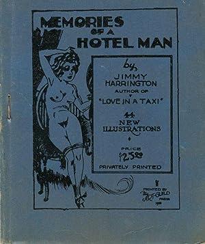 Memories of an hotel man: HARRINGTON, Jimmy
