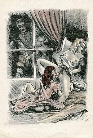 Les Onze Mille Verges : les amours: APOLLINAIRE, Guillaume