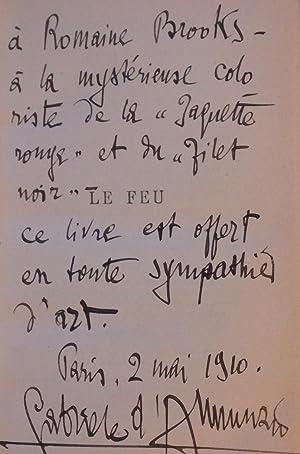 Le Feu: D'ANNUNZIO, Gabriele (Romaine