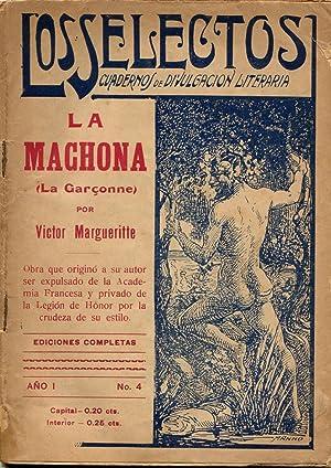 La Machona (La Garçonne): MARGUERITTE, Victor