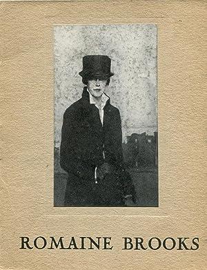 L'exposition de Romaine Brooks: du 2 au: BROOKS, Romaine