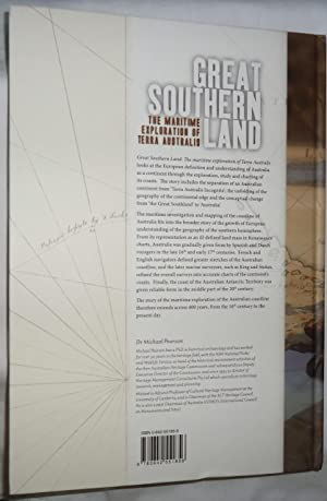 Great Southern Land: The Maritime Exploration of Terra Australis: Pearson, Michael