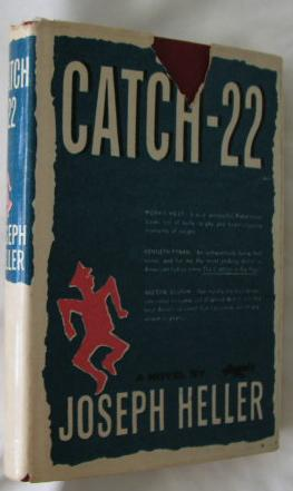 a comprehensive analysis of the characters in the novel catch 22 by joseph heller During world war ii, joseph heller himself was stationed on nearby corsica, and may have chosen pianosa for its obscurity, thereby undercutting and satirizing the self-aggrandizing officers who appear in the novel who direct the squadron's bombing raids from the island pianosa also functions as a counterpoint to other.
