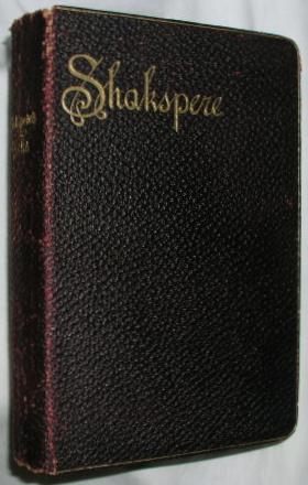 The Works of William Shakspere (Avon Edition): Shakspere, William