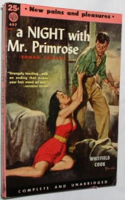 A Night With Mr. Primrose: Cook, Whitfield