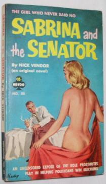Sabrina and the Senator: Vendor, Nick