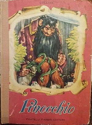 Le avventure di Pinocchio. Edizione integrale. Illustrazioni di Maraja.: Lorenzini Carlo (Collodi);...