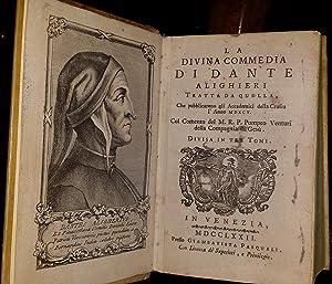 La Divina Commedia di Dante Alighieri tratta: Alighieri Dante