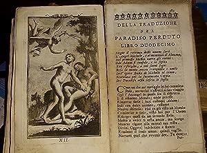 Il paradiso perduto poema inglese di Giovanni: Milton Giovanni