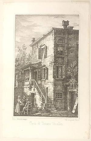 Casa di Tiziano Vecellio: Chevalier Pietro