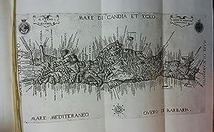 Il regno tutto di Candia delineato a: Boschini Marco