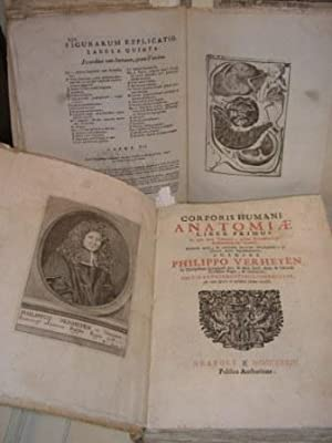 Corporis humani anatomiae liber primus in quo: Verheyen Philippe