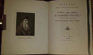 Disegni che illustrano l'opera del Trattato della: De Rossi G.