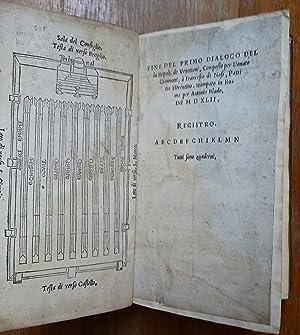 Libro de la republica de Vinitiani composto: Giannotti Donato