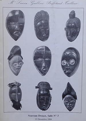 Océanie-Indonésie-Amérique: Mes Laurin-Guilloux-Buffetaud-Cailleur, 10/12/1984