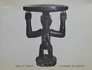 Man at Rest / L'Homme Au Repos: Esther A. Dagan