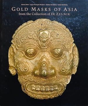 Gold Masks of Asia: Janos Jelen, Jean-François