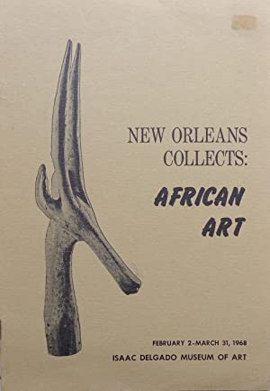 New Orleans Collects : African Art, Isaac