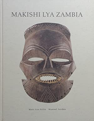 Makishi Lya Zambia - Mask Characters of: Marc Leo Felix,