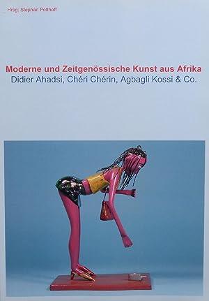 Moderne und Zeitgenössische Kunst aus Afrika: Stephan Potthoff