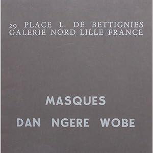 Masques Dan Ngere Wobe: Pierre Langlois