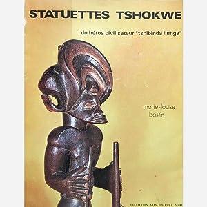 Statuettes Tshokwe: Marie Louise Bastin