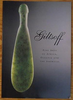 Giltsoff : Fine Arts of Africa, Oceania: John Giltsoff