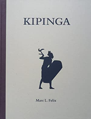 KIPINGA. Throwing-Blades of Central Africa / Wurfklingen: Marc Leo Felix