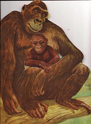 Gambie Gorilla.who Was so Lonesome: Shape Book. Ross,