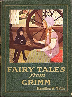 Fairy Tales from Grimm: Betts, Ethel Franklin