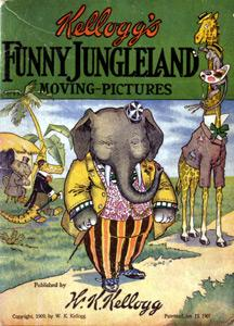 Funny Jungleland Moving-Pictures