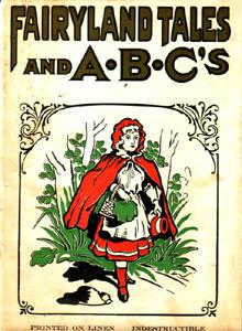 Fairyland Tales and ABC's (Printed on Linen,: ABC